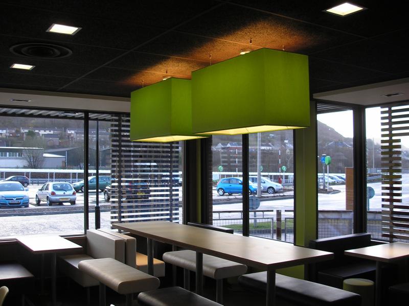 Mcdonalds restaurant case study